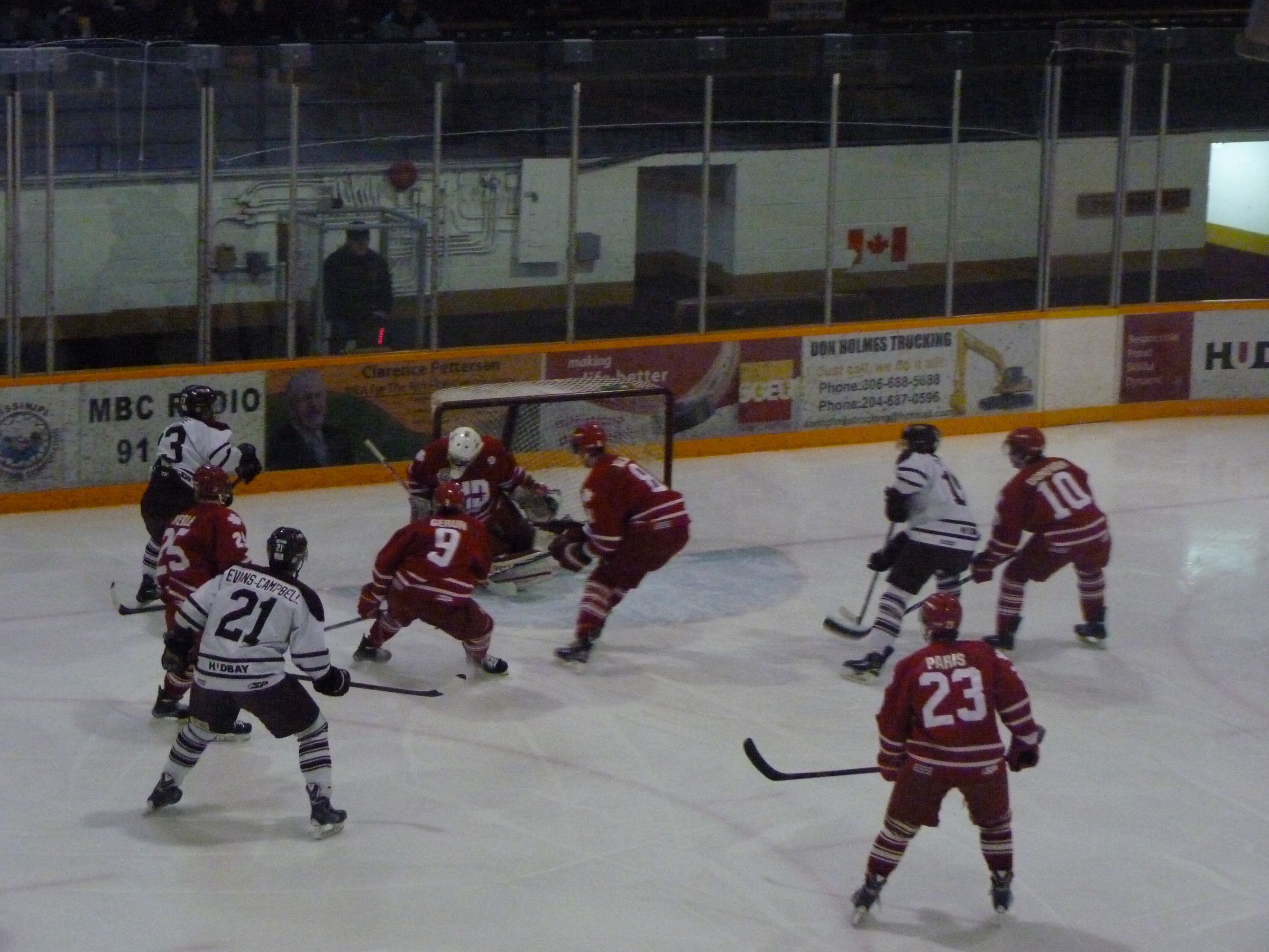 Bombers Take Down Hounds Flin Flon Online Brought To